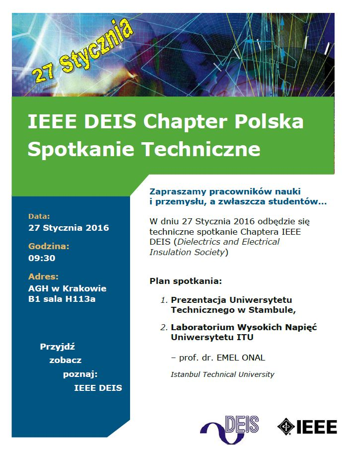 IEEE DEIS Polsih Section
